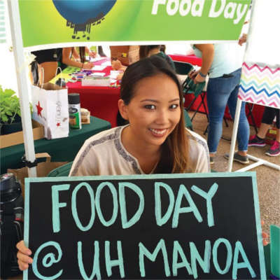 Food Day at UHM